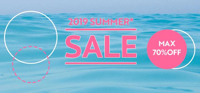 【終了しました】【7月特別セール】2019年7月末日迄