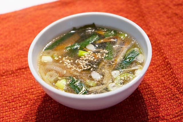 中華スープ1