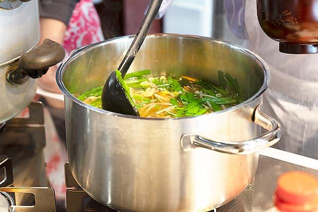 中華スープ12